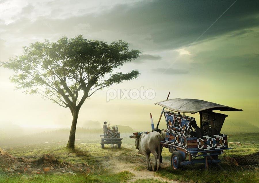 the long road by Budi Cc-line - Digital Art People
