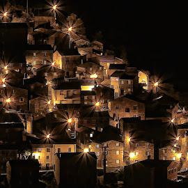 Piodão-Portugal (The village Manger) by Henrique Melo - Buildings & Architecture Public & Historical ( piodão, serra do açor, henrique melo, portugal )