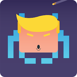 Trump Space Invaders For PC (Windows & MAC)