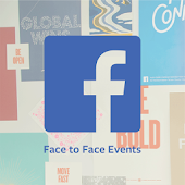 3.  Facebook Face to Face Events
