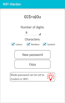 WiFi Warden ( WPS Connect ) APK screenshot thumbnail 7