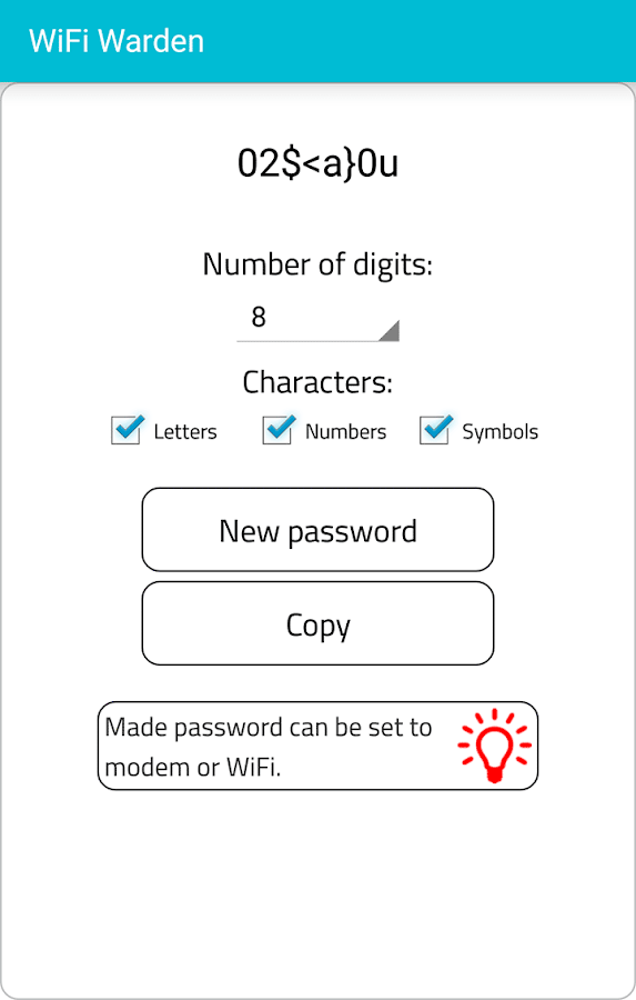 WiFi Warden ( WPS Connect ) Screenshot 6