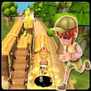 Safari Escape Runner For PC