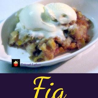 Fig Cobbler Recipes