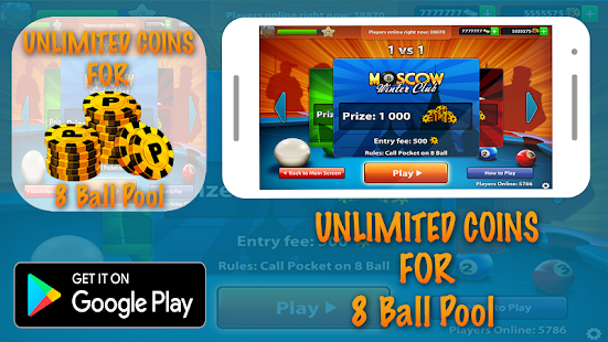 App Hack For 8ball Pool Prank! APK for Windows Phone
