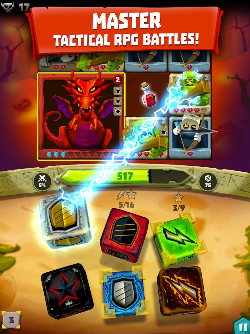 Dice Hunter: Dicemancer Quest Screenshot 6