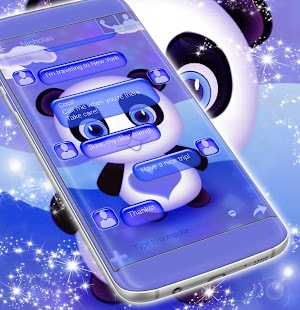 Panda Theme SMS