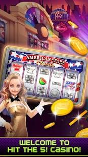 Hit the 5 Casino - Free Slots