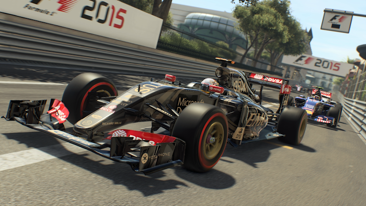 Codemasters releases a teaser for F1 2015