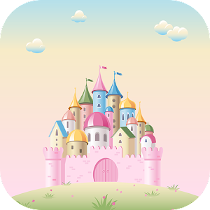 In girls' mind they are always beautiful princess living in the fantasy castle. APK Icon
