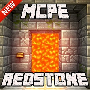 Redstone Tour map for MCPE
