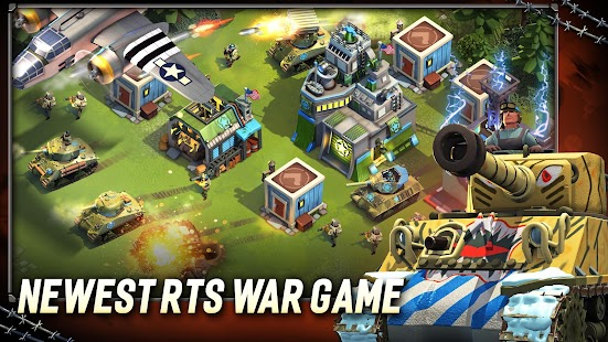 Game StormFront 1944 APK for Kindle