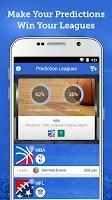 Screenshot of Sportlobster: Predict On Sport
