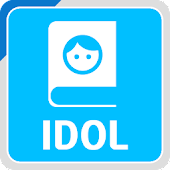 App Idol Contacts - KPOP Star Address Book apk for kindle fire