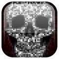 Halloween Skull Live Wallpaper APK for Ubuntu