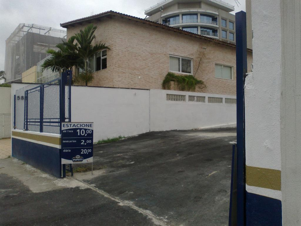 Terreno Padrão à venda/aluguel, Ibirapuera, São Paulo