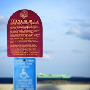 Once known as Pullen Poynte, the Point contains a considerable part of the history of the north side of #BostonHarbor. The first Governor Massachusetts Bay Colony, Gov. #JohnWinthrop had become the ...