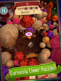 Alice in Wonderland PuzzleGolf- screenshot thumbnail