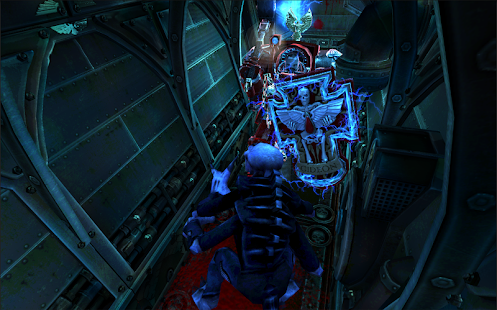 SPACE HULK- screenshot thumbnail