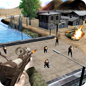 Aim and shoot on your target in silent assassin missions. APK Icon