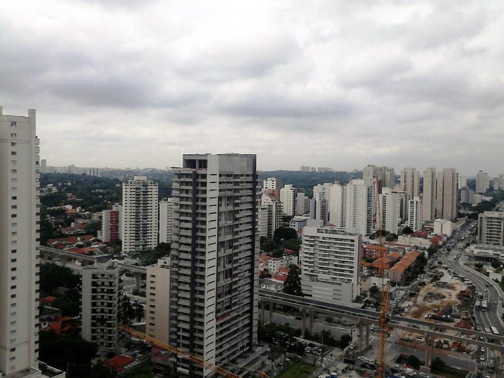 Apartamento Padrão à venda/aluguel, Cidade Monções, São Paulo
