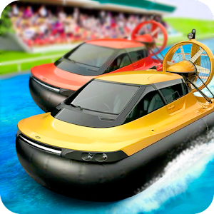Hovercraft Racer For PC (Windows & MAC)