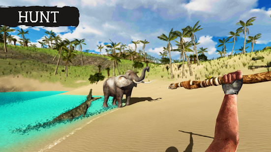 Game Survival Island: Evolve