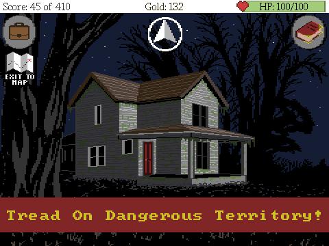 Dark Fear - screenshot