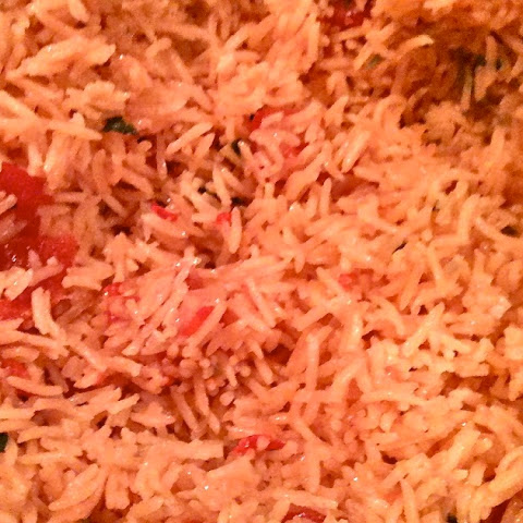 Here's The Secret To Mexican Rice Color and Flavor