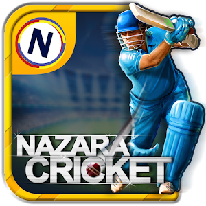 Cover art Nazara Cricket