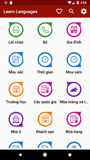 Học tiếng Hàn miễn phí Offline screenshot 1