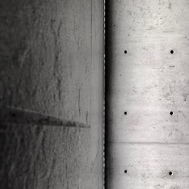 Concrete by Eirin Hansen - Abstract Patterns