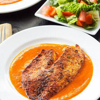 Parmesan Tilapia Low Sodium Recipes