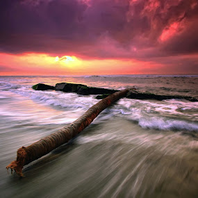 stacked by Linggar Saputra I Wayan - Landscapes Waterscapes