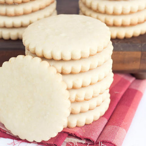 Vanilla Cut Out Cookies