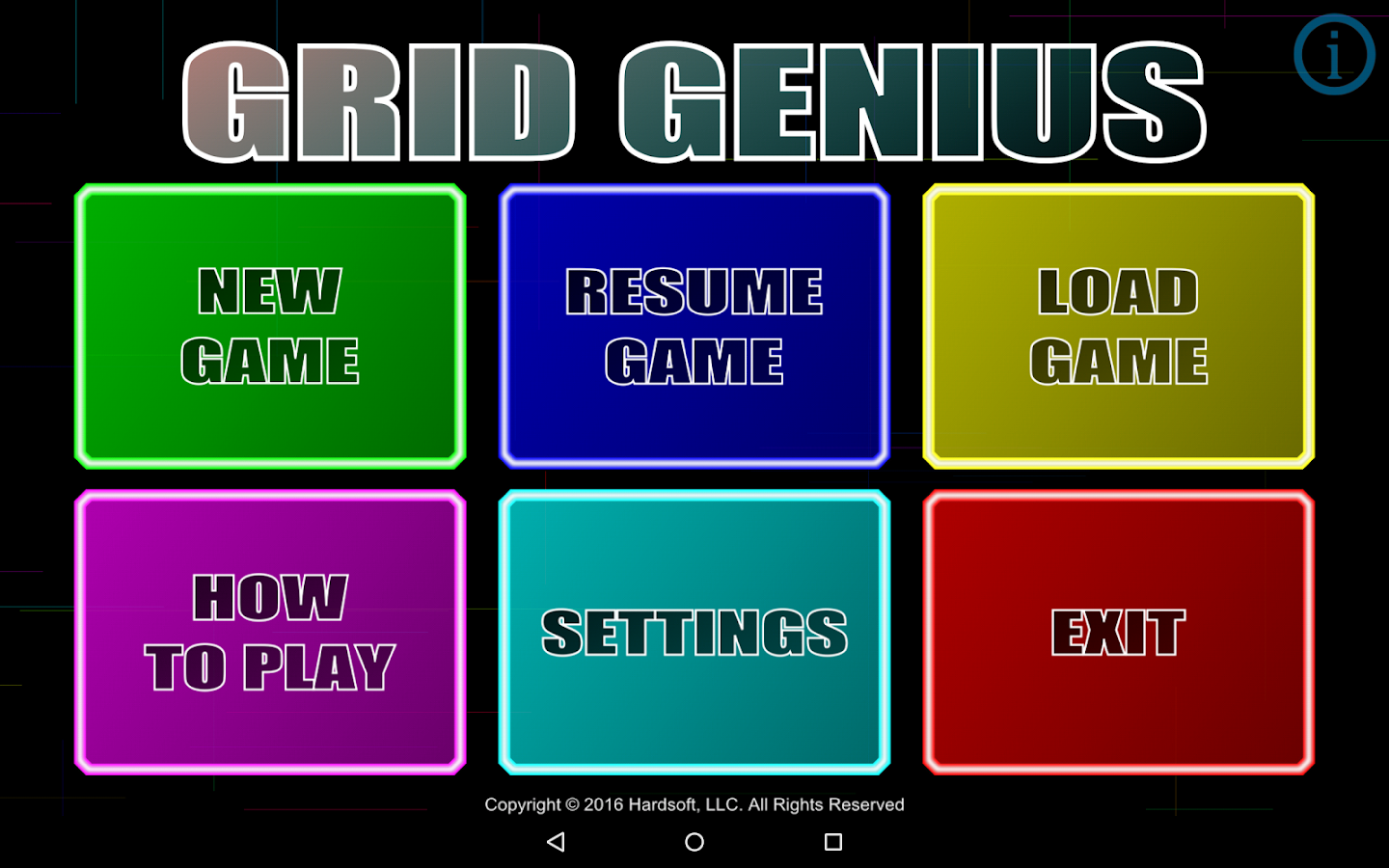 Grid Genius Screenshot 0