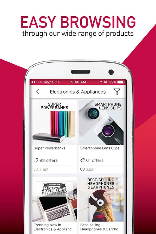 Ensogo – Shop what you love Screenshot 3