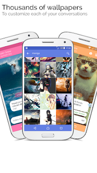 Mood Messenger - SMS & MMS APK screenshot thumbnail 7