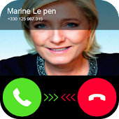 App Faux Appel Marine Le Pen APK for Windows Phone