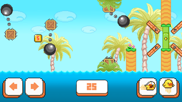 Birdy McFly : Run And Fly Over It! APK screenshot thumbnail 13