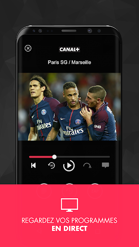 myCANAL, la TV by CANAL Android App Screenshot