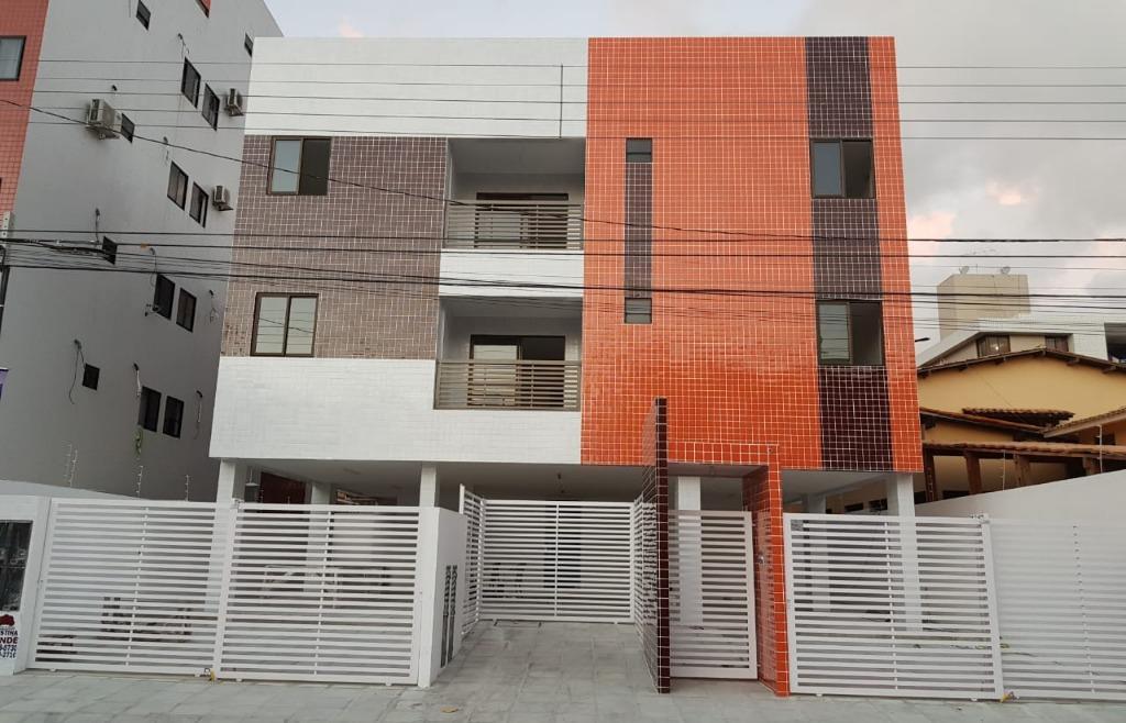 Apartamento com 2 dormitórios à venda, 63 m² por R$ 180.000 - Cristo Redentor - João Pessoa/PB