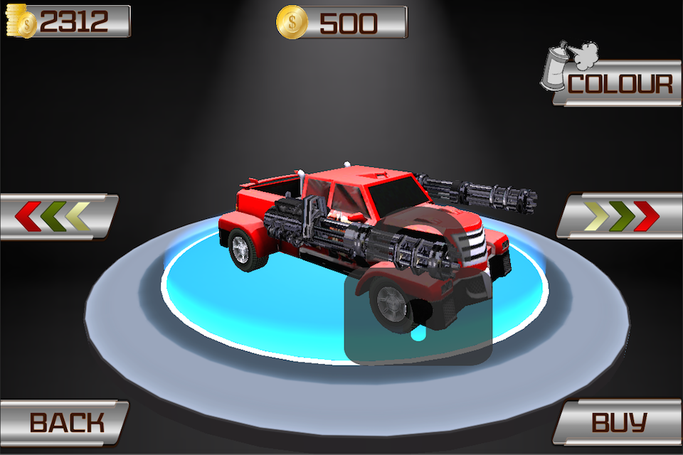 Extreme Crazy Car Racing Game Screenshot 3