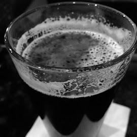 Beer by Luke Seals - Food & Drink Alcohol & Drinks ( stout, beer, pint, drink, foam )