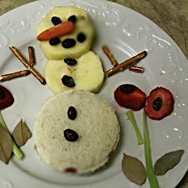 by Su San - Food & Drink Plated Food