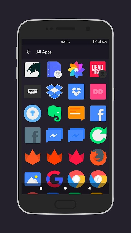 Acorn Icon Pack Screenshot 4