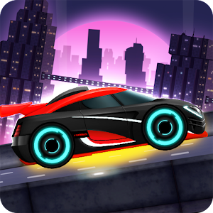 Download Car Games: Neon Rider Drives Sport Cars For PC Windows and Mac