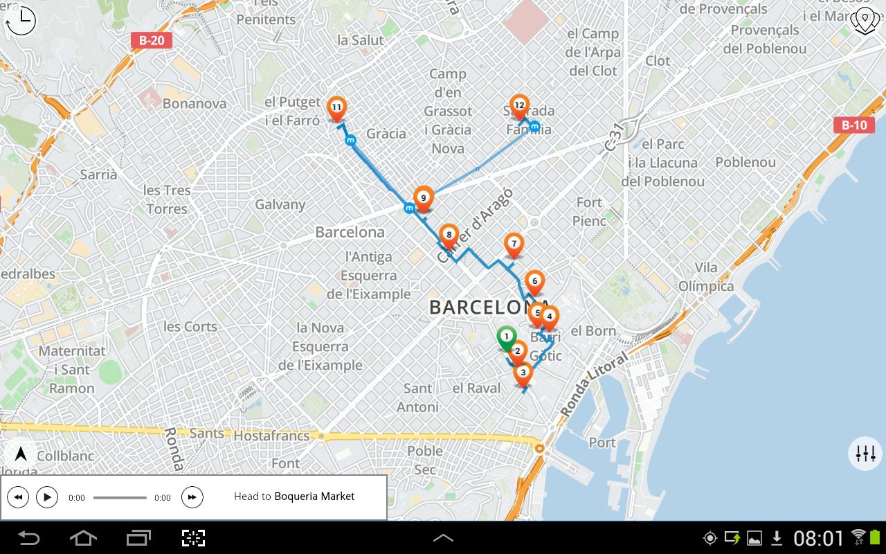 App barcelona offline guide version 2015 apk