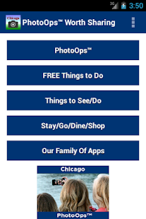 Chicago PhotoOps- find & shoot - screenshot