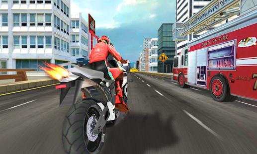 Highway rider apk file free download